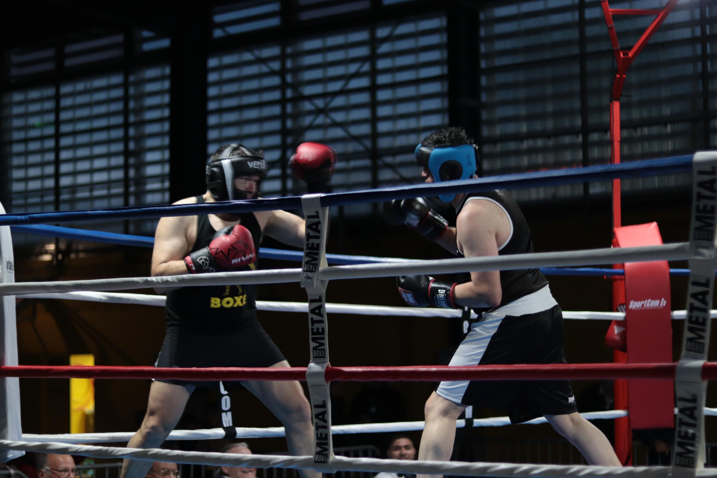 Boxeeducativeadulte Boxe Pessac